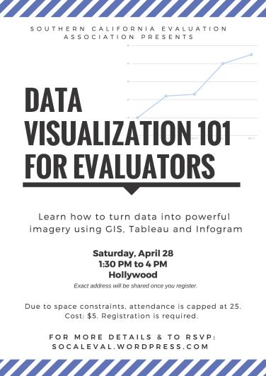 SCEA April 28 2018 Event_Data Viz 101