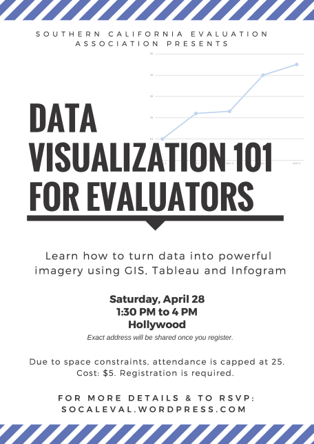 SCEA April 28 2018 Event_Data Viz 101