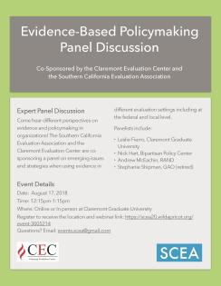 Evidence-Based Panel