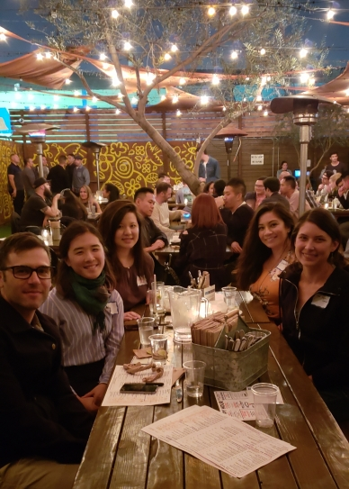 SCEA Members at Fall Happy Hour